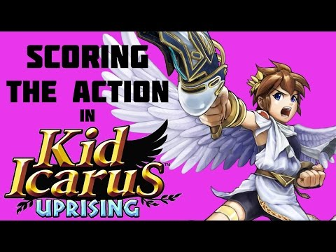 Scoring the Action in Kid Icarus: Uprising [Patron Request]