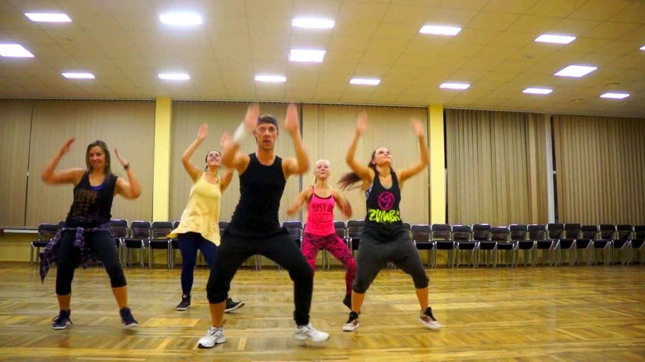 Dance fitness Sean Paul - Crick Neck