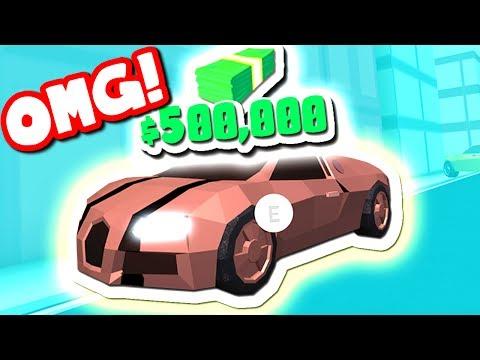BUYING THE NEW $500,000 BUGATTI (Roblox Jailbreak)