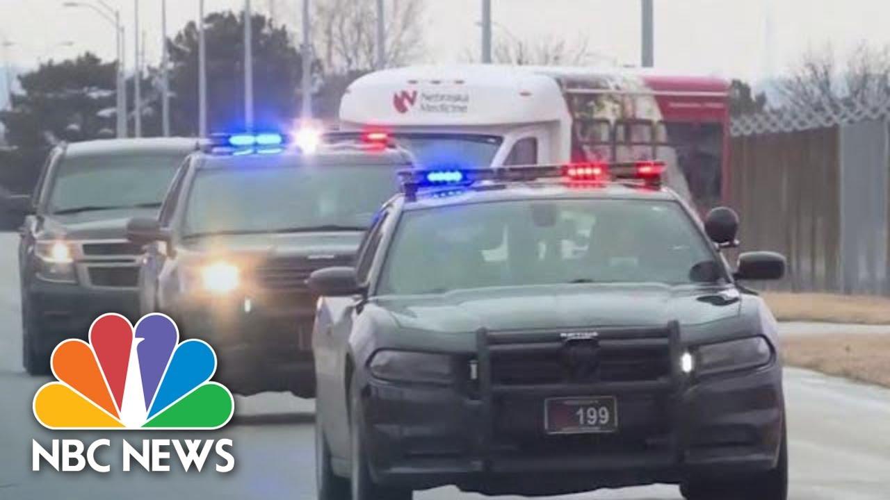 COVID-19 Evacuees In Nebraska To Be Released From Coronavirus Quarantine