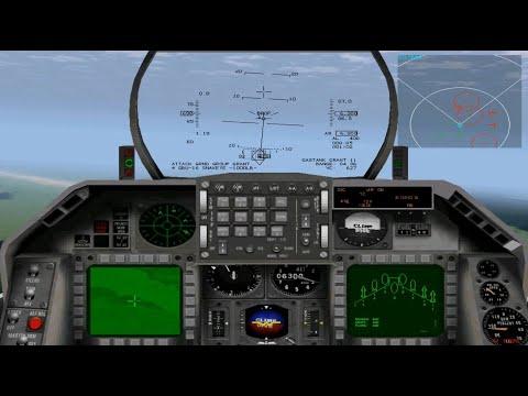 F-16 Multirole Fighter - Campaign 1 - Mission 3 |