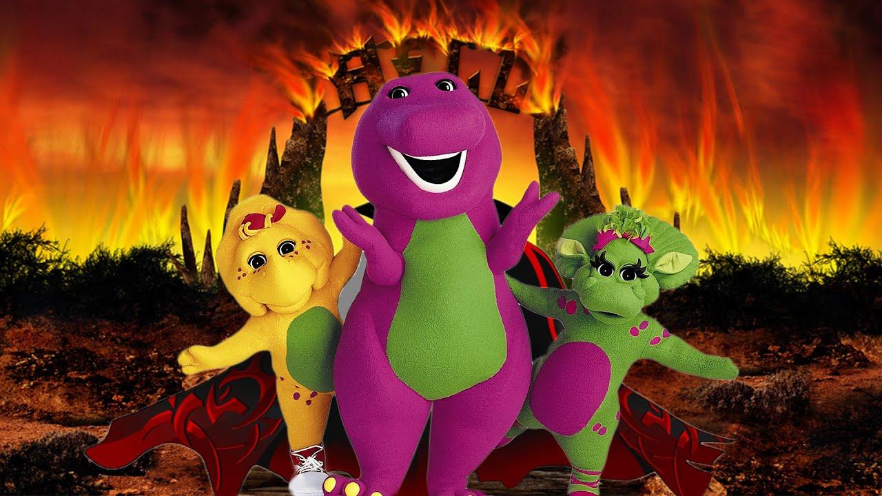Barney Und Seine Freunde