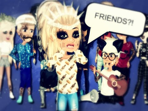 how to make friends on msp | Miss Lizzy
