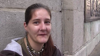 Sandra is a young girl homeless on the streets of Chicago.