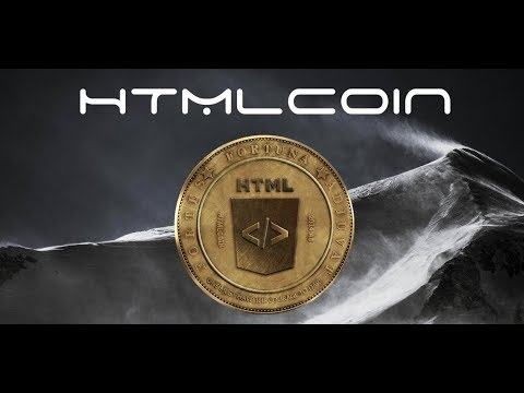 HTMLCOIN Review - I Did Buy  HTMLCoin - Will HODL