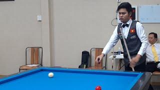 Nguyễn Trần Thanh Tự vs Nguyễn Thanh Tâm. Billiards Út Nhi