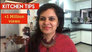 KITCHEN TIPS AND TRICKS/KITCHEN ORGANIZATION IDEAS