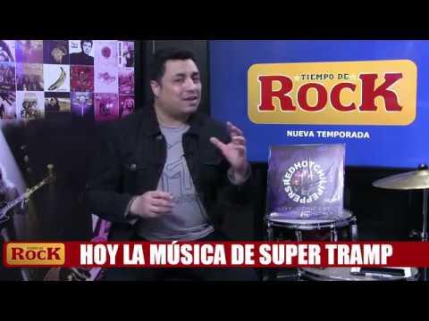 Participación de Ismael Pereira en Tiempo De Rock de GTV Septiembre 2019