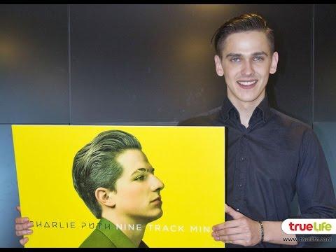 Warner  Thailand พา Charlie Puth มาโปรโมทอัลบั่้มใหม่ล่าสุด