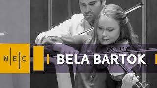 Béla Bartók: Divertimento for String Orchestra