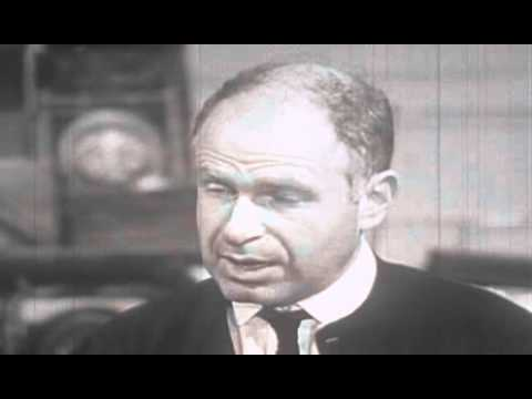 Theater history: Peter Brook on theater