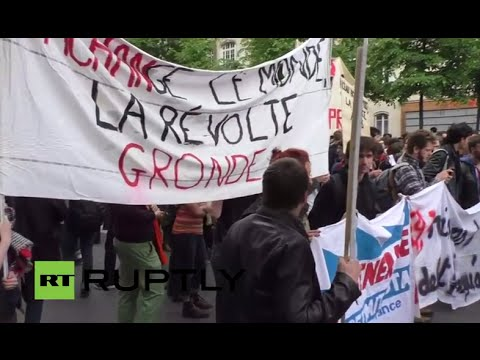 LIVE: Protests to hit Paris after govt. announces approval of labour reforms by decree