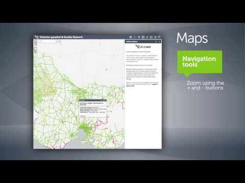 Heavy Vehicle Network Maps Tutorial