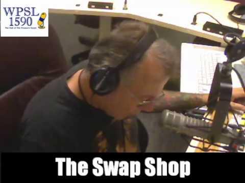 Clif Desmonds Swap Shop Radio Show on WPSL Port St Lucie