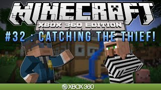 "Minecraft Xbox | ""CATCHING THE THIEF"" 