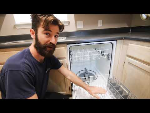 The Frigidaire Dishwasher with Lords Appliances