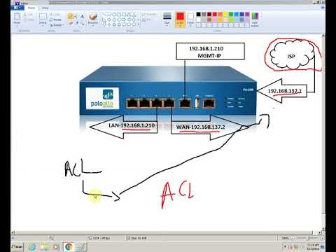 Palo Alto Firewall Allow Specific Users to Access Internet