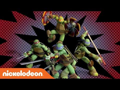 Teenage Mutant Ninja Turtles | Theme Song (Karaoke Version) | Nick