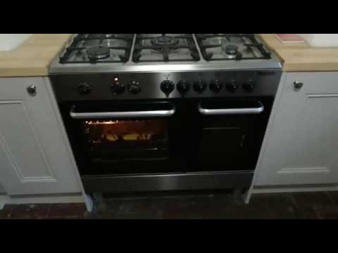 baumatic bc392 2tcss 90cm range cooker review youtube. Black Bedroom Furniture Sets. Home Design Ideas