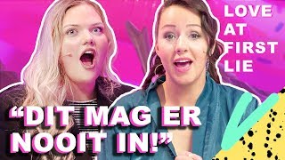 SOPHIE VERKLAPT GEHEIME BEKENDE LOVER ISADEE | Love At First Lie - CONCENTRATE VELVET