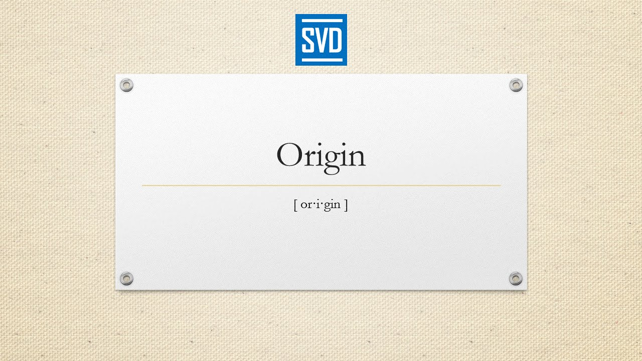 Definition of Origin Meaning Pronunciation Origin Synonyms Thesaurus and Example Sentences
