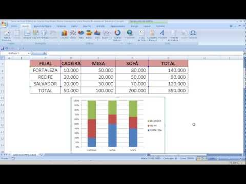 Видео Exemplo relatório simples