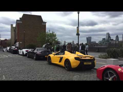 SupercarCircle.com  with Musician Example