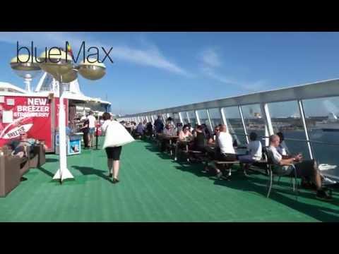 Silja Serenade, Stockholm - Helsinki travel guide 4K bluemaxbg.com