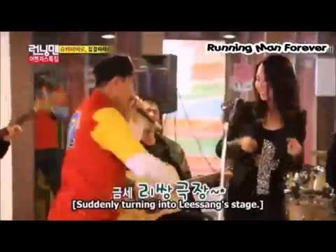 leessang lets meet now song ji hyo and gary