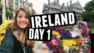 Ireland Travel // Dublin & Belfast Day 1