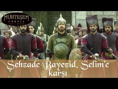 Şehzade Bayezid, Selim'e Karşı - Muhteşem Yüzyıl 132.Bölüm