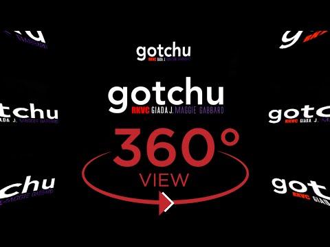 Gotchu (Interactive 360° Lyric Video) RKVC + Giada J. + Maggie Gabbard 🍻