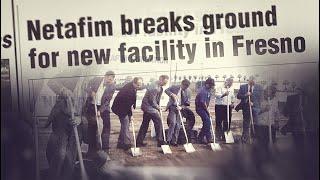 Netafim USA Celebrates 40 Years of Growing