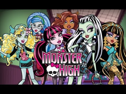 Monster High  Wishes Game Dressing Room
