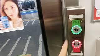 JR東日本E231系3000番台半自動ドア開閉(デジカメで撮影)