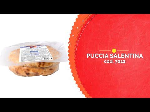 Puccia salentina (Pan Salentino)