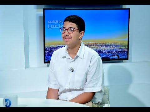 أمير الفهري عمره لا يتجاوز 14 عاما ..و متحصل على 25 جائزة أدبية