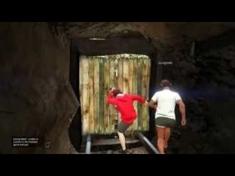 GTA 5 Next Gen Secret Tunnel! GTA 5 Online Funny Moments vanossgaming