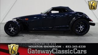 2001 Chrysler Prowler Houston Tx