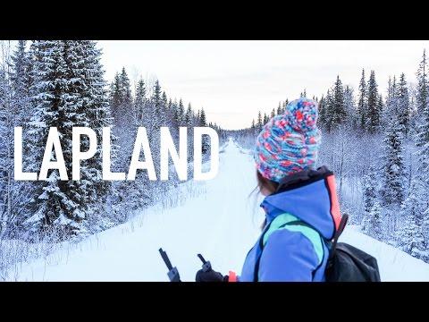 TRAVEL MOVIE   Op avontuur in Lapland met NoSun.nl • Europa