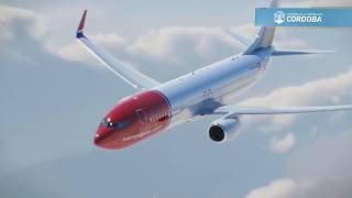 Norwegian Air comenzó a operar con vuelos Córdoba Buenos Aires