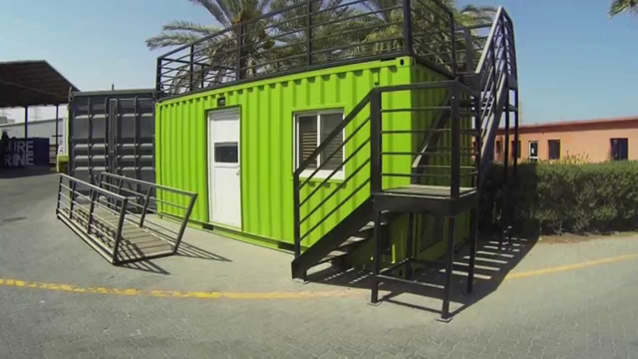 living in a box: turning containers into homes - youtube