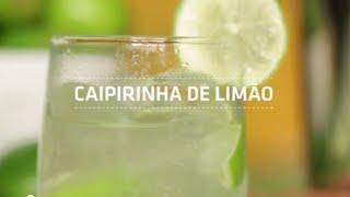 Caipirinha de Limão | Como Fazer | Shoptime