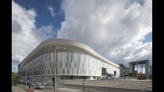 Stade U Arena de Nanterre : Christian de Portzamparc