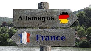 5 différences France Allemagne