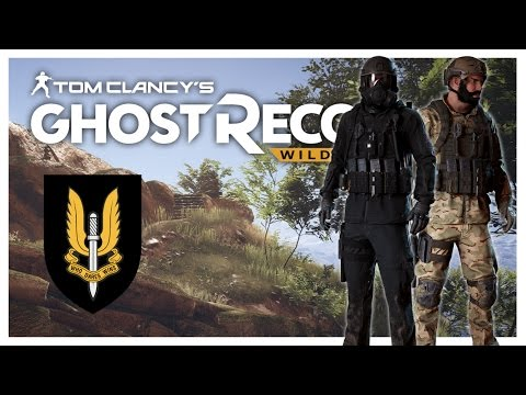 Special Air Service (SAS) / Ghost Recon Wildlands / Outfit