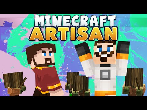 Minecraft - The Artisan #1 - Rottling