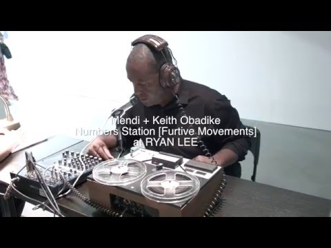 Mendi + Keith Obadike - Numbers Station 1 [Furtive Movements] - excerpt