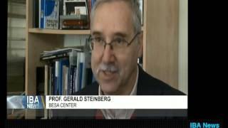 Prof. Gerald Steinberg, Analysis of Obama