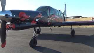 pacific aerospace 750xl cs ear de skydive europe